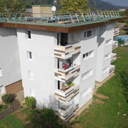 """""""Cité la Salle"""" Haute Savoie Habitat"""